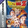 Juego online Dragon Ball Z: The Legacy of Goku (GBA)